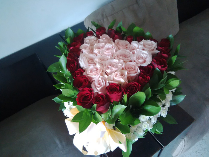 Blv01 400rb Beautiful Florist Toko Bunga Semarang
